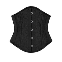 Holle Brocade Waspie Steel Boned Corset