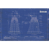 Dalek Blueprint