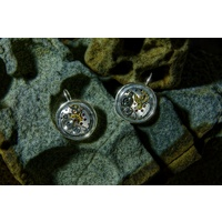 Vintage watch Earrings