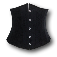 Light Spiral Steel-boned Corset