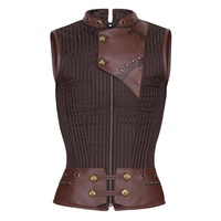 Steampunk Men's corset