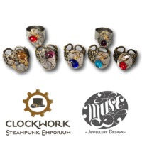 Splendid Vintage Watch Ring Giveaway main image