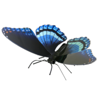 Metal Earth - Red Spotted Purple