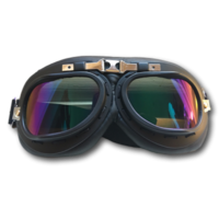 Coloured Aviator Goggles